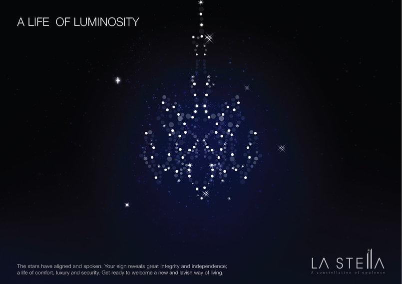 La Stella project - series of corporate ads