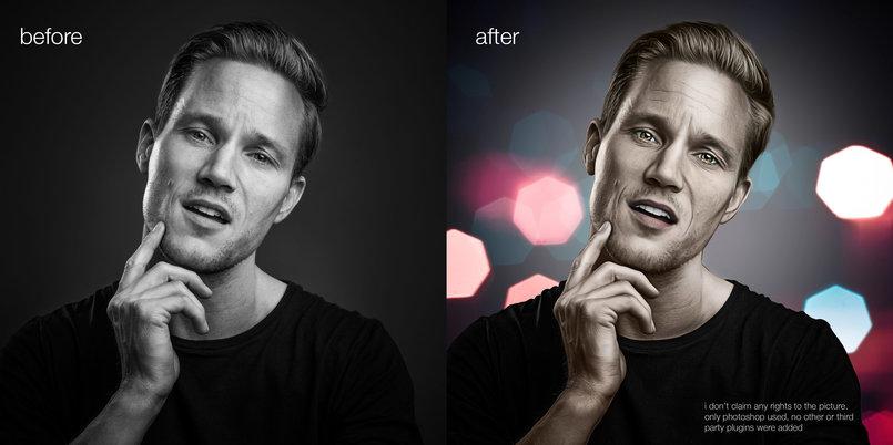 professional photo retouching