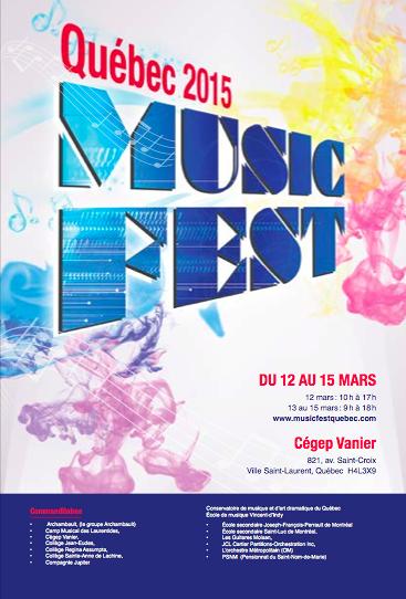 poster Music fest
