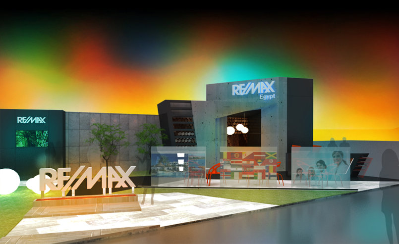 Remax Booth