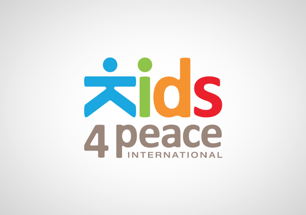 (Rebranding project for A multinational organization. (Kids 4 Peace)
