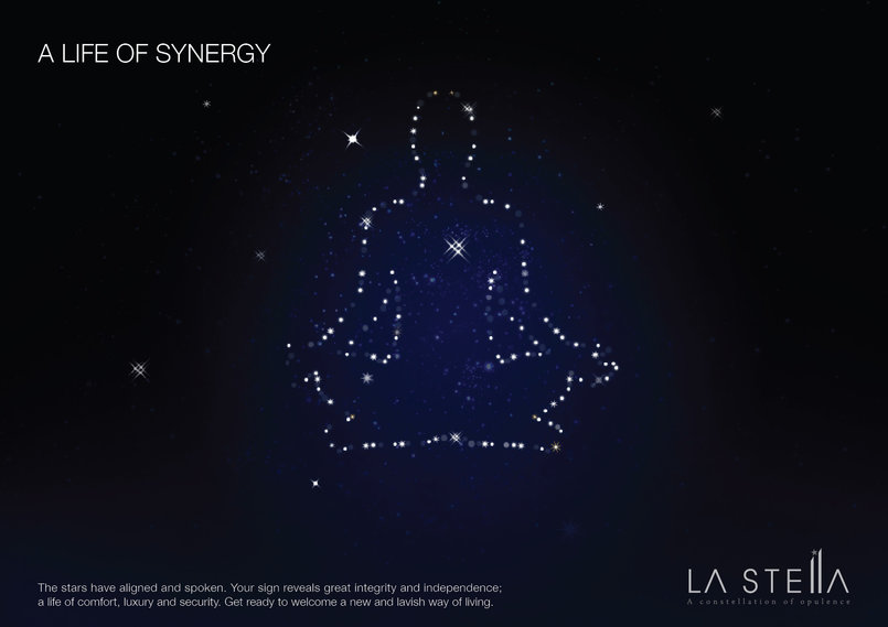 La Stella project - series of corporate ads. Concept, Art Direction and Execution all done personally.
