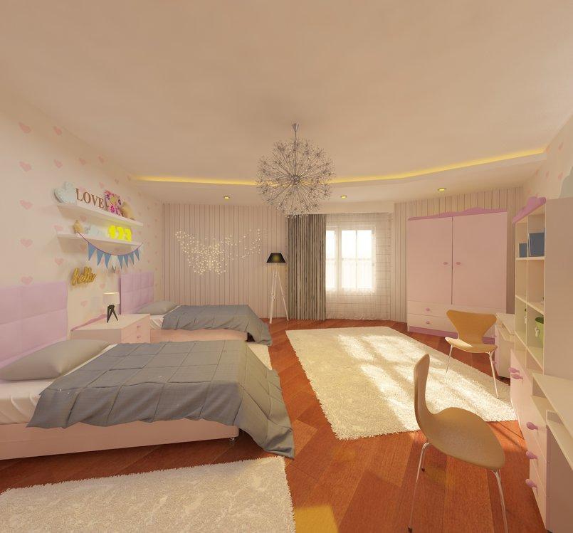 غرفه بنات 2