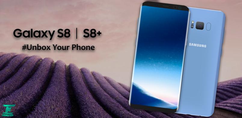 Galaxy S8-S8+ Design
