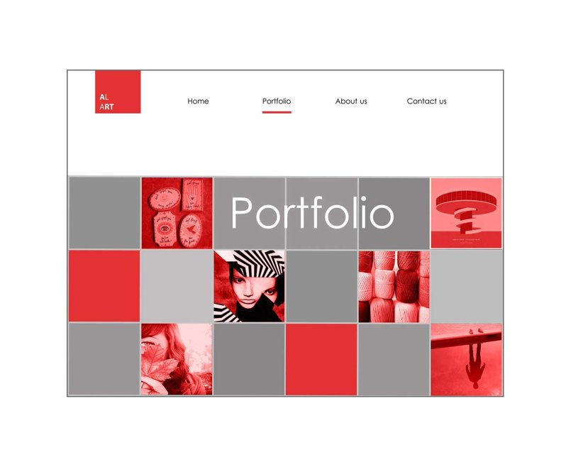 My Portfolio+My C.V