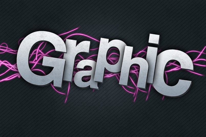 Graphic Design with animation Flash