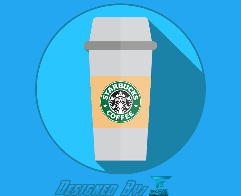 StarBucks Cup Design