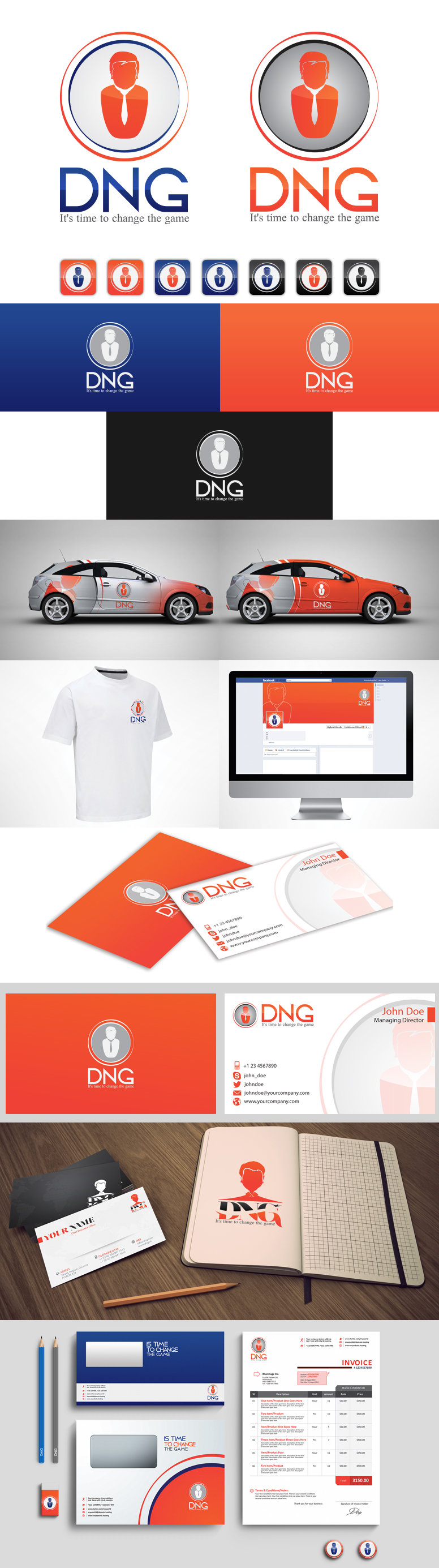 DNG Corporate Identity