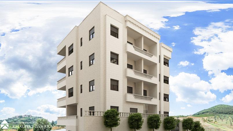 Building - External render