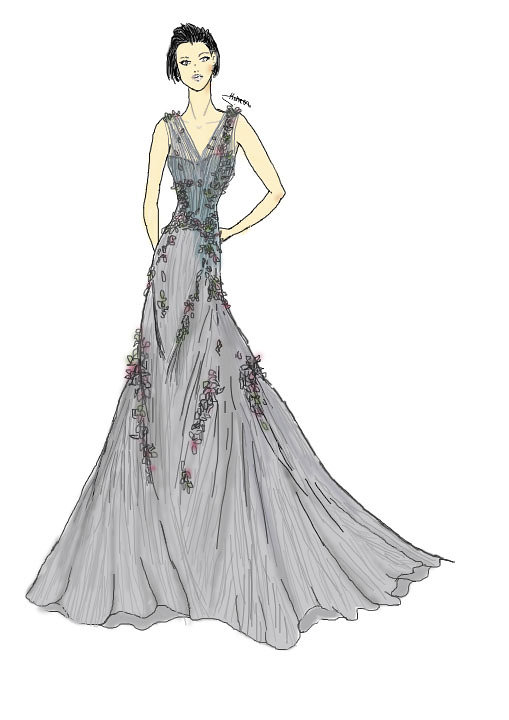 fation dress
