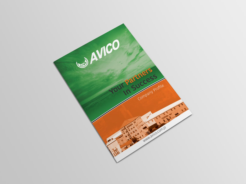 Bifold Brochure Company Profile
