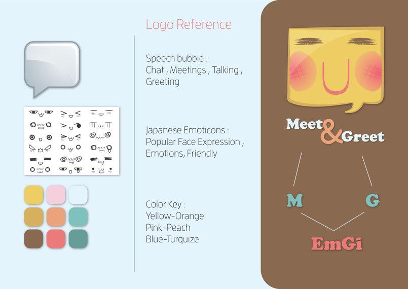 EMGI mobile App Design