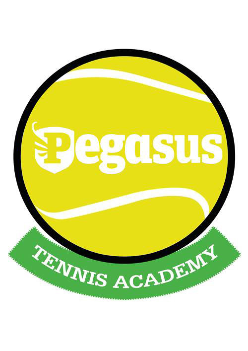 logo pegasustennis academy