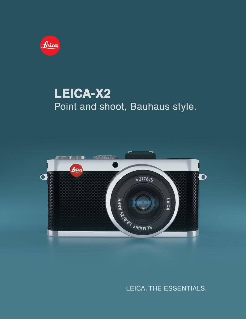 LEICA-X2