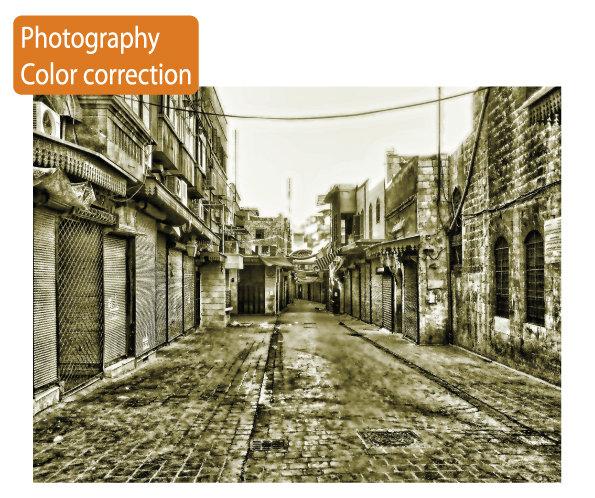 Old Market - Aleppo