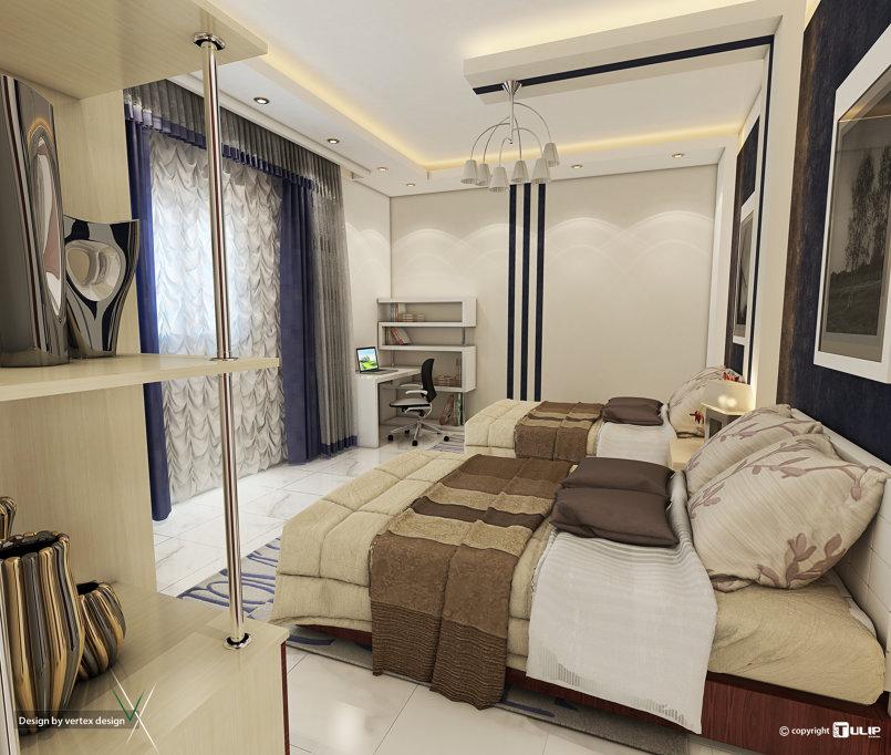 Children sleeping room