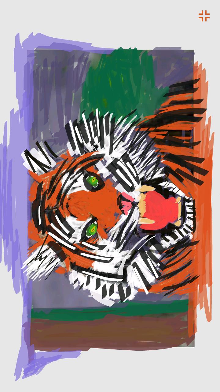 رسم - موبايل آب - Adobe Draw