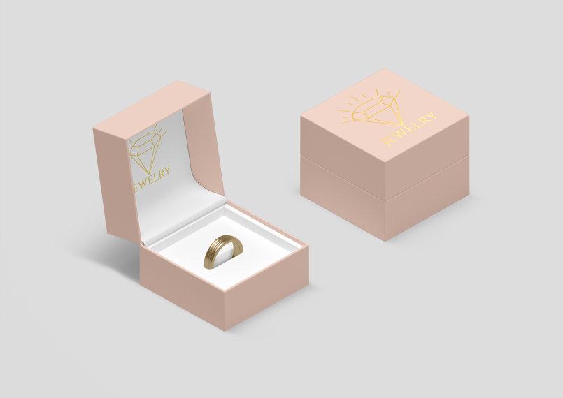 شعار لمعرض مجوهراتlogo Jewelry