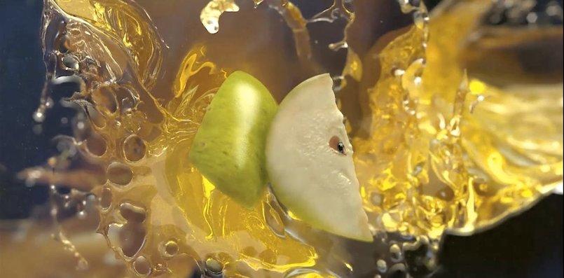 امشروع اعلان تلفزيوني للمشروبات