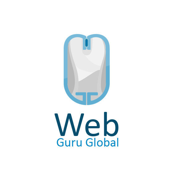 (Web Guru Global) Logo Design