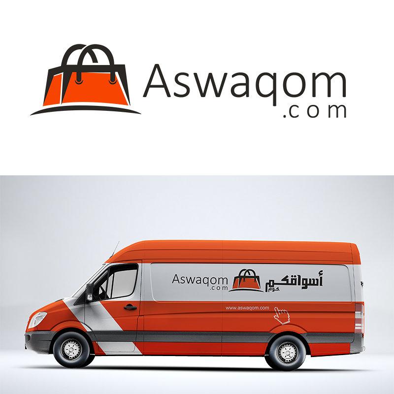 aswaqom logo