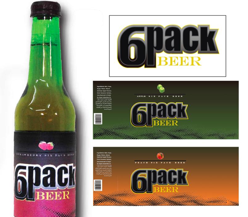 6 PACK ENERGY DRINK ~