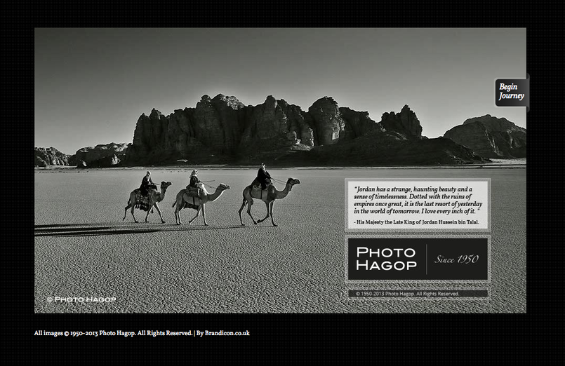 Photo Hagop Website - Jordan