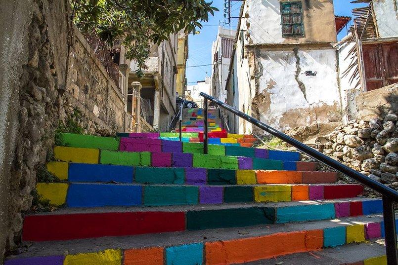 Paint Up- Lebanon