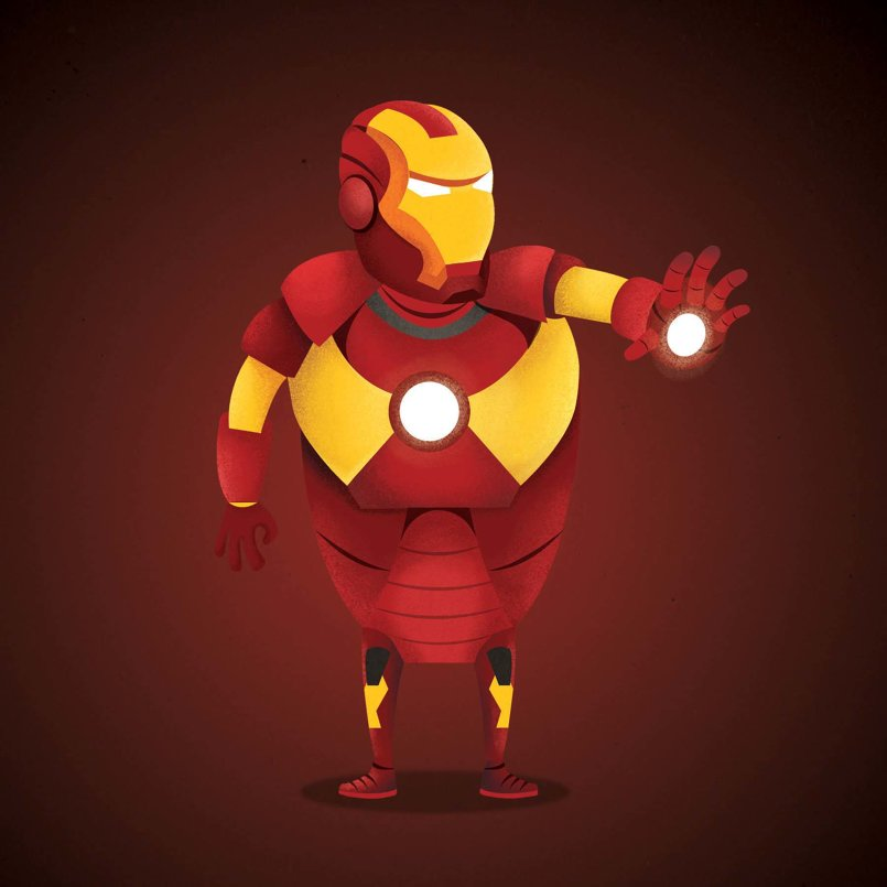 My Super Hero/ Story