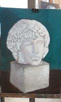 تمثال الاوان زيت