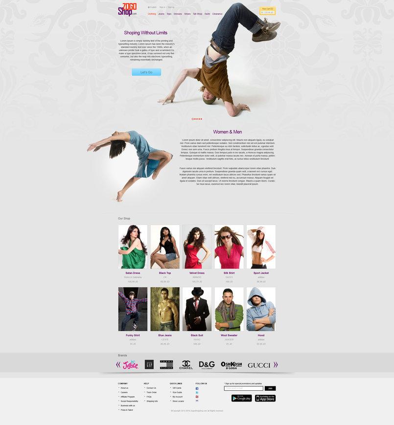 1 - Web Designer
