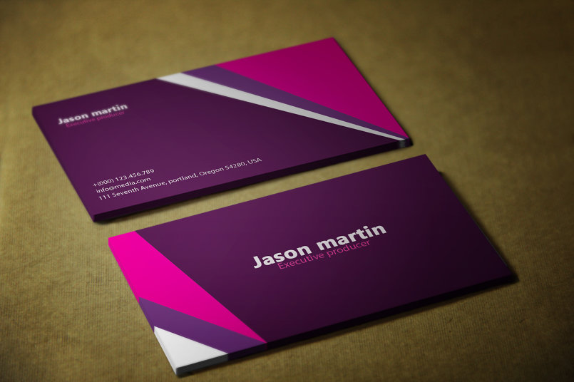 Business Cards Design #2