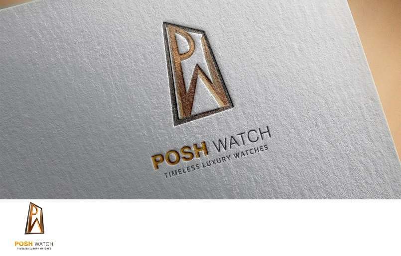 posh watch logo