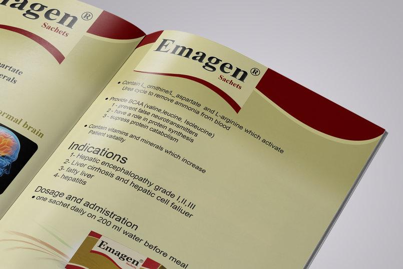 Emagen - Medical brochure