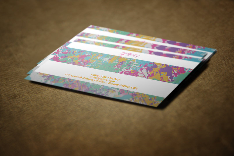 gallery Business Card #4