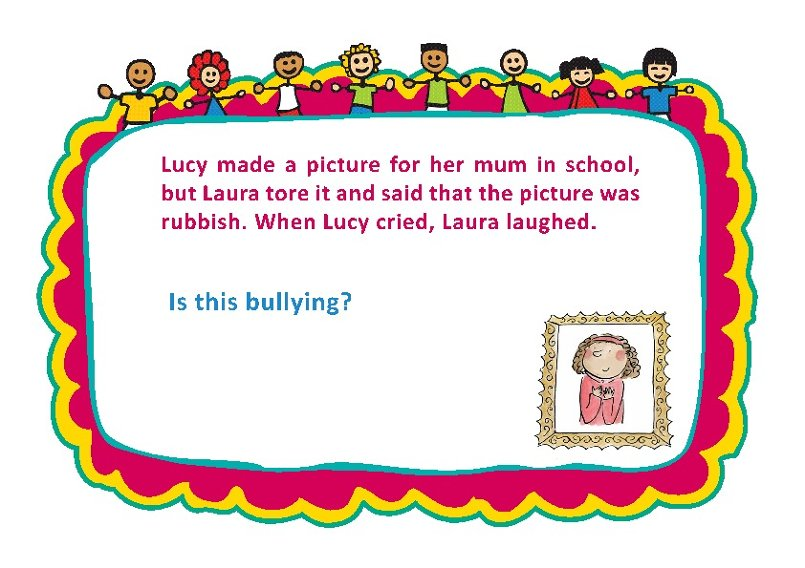 Bullying Discussion Cards 2