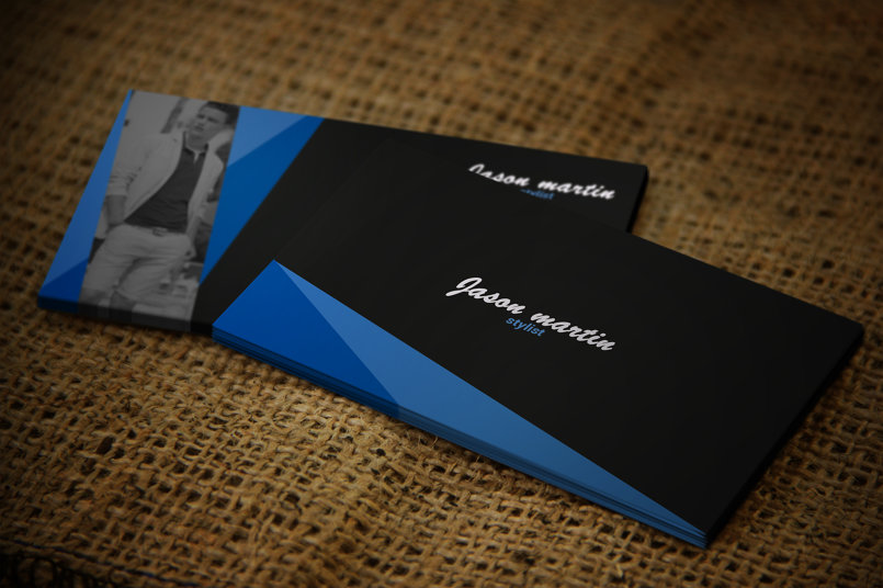 stylist Business Card #5