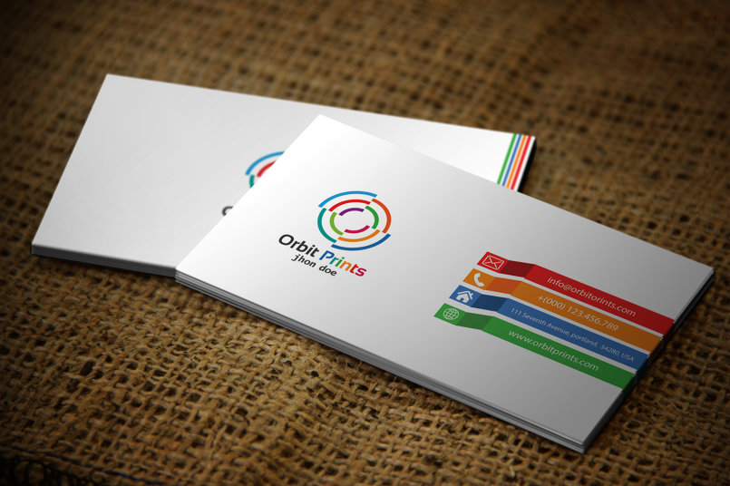 orber Business Card #7