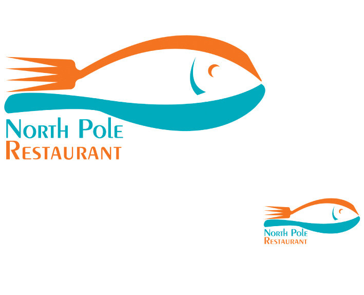 Logo for a Sea Food Restaurant