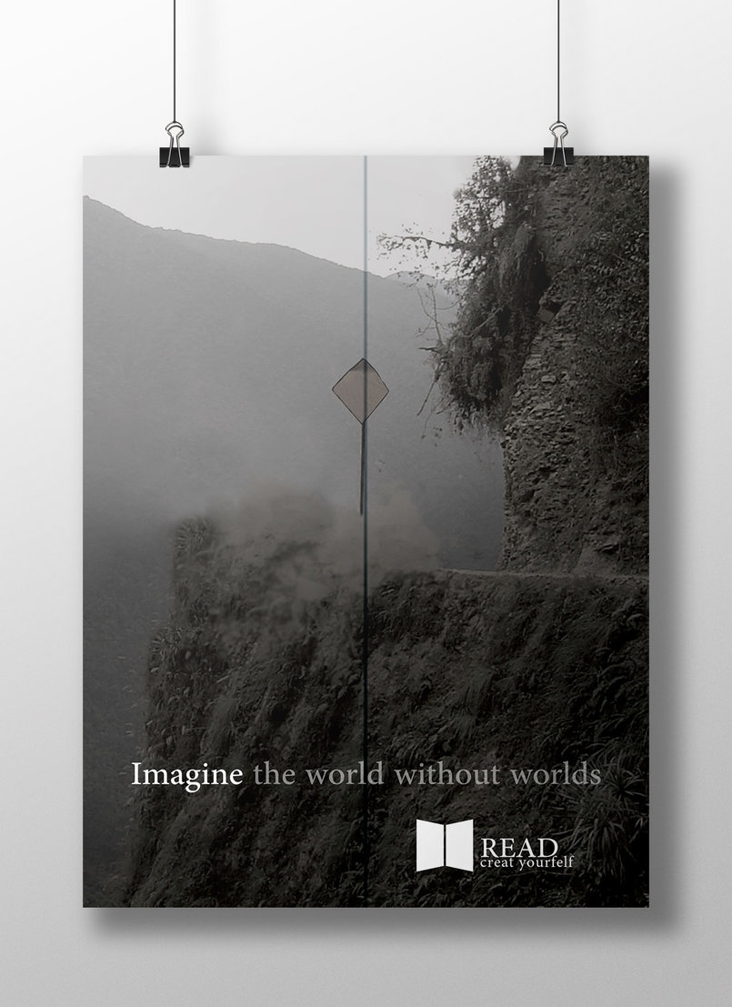 Imagine the world without words