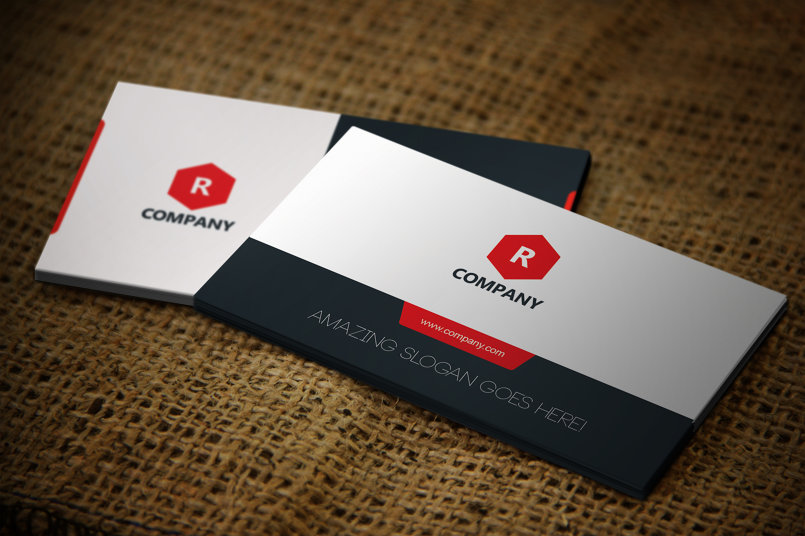 creative Business Card Design #9
