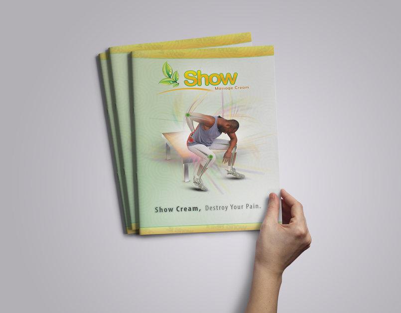 Show - Medical brochure