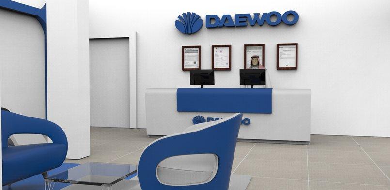 Daewoo store