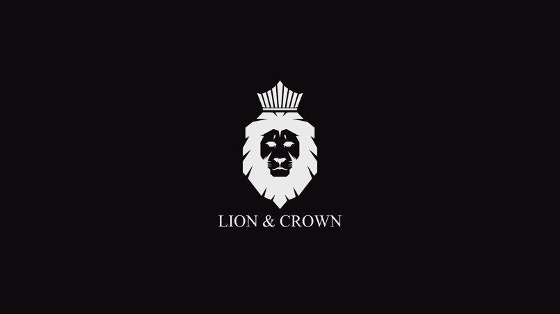 Logo Lion & Crown
