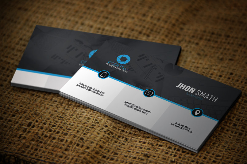 Premium Business Card #12