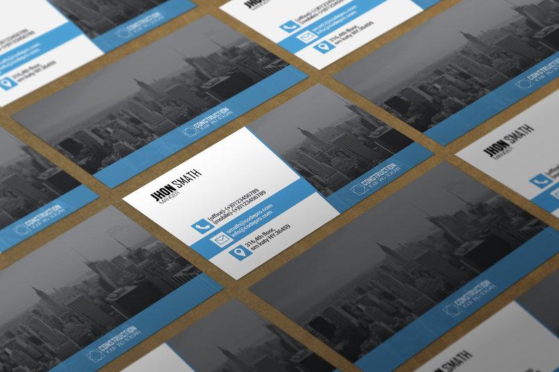 Premium Business Card #13
