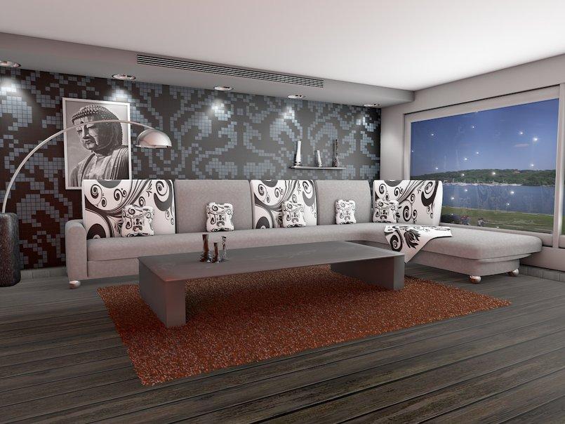 2 - Interior design