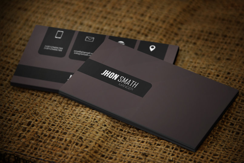 Premium Business Card #15