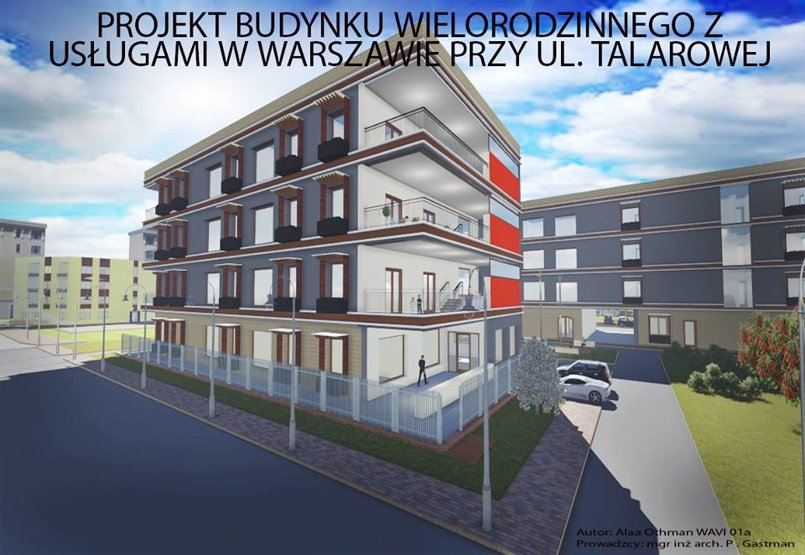 Multi-family building project 2
