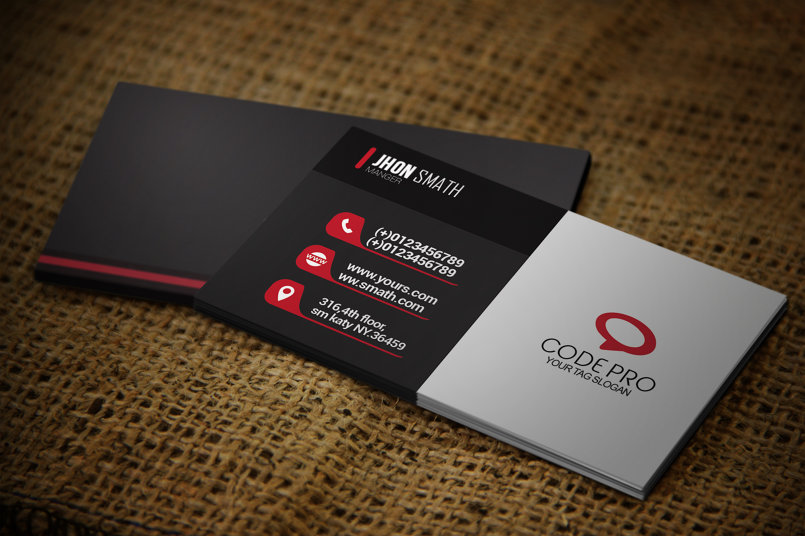 Premium Business Card #16